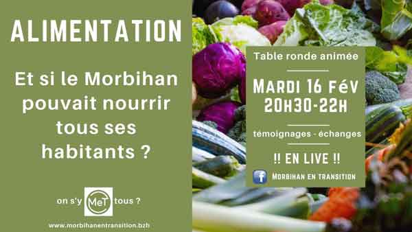 Table ronde Alimentation